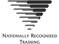 This logo indicates this course of study is Nationally Recognised Training.