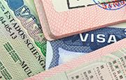 Image representing the site area: Visa FAQs