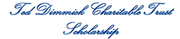Ted Dimmick Charitable Trust logo